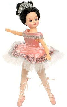 Sylvia from the ballet Sylvia