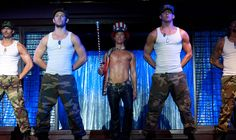 Magic Mike is set to release on 6/29/12 and looks to be an overall fun time. Channing Tatum, Matthew McConaughey, and Alex Pettyfer are male strippers who are looking to give all the ladies a good time! Look back for the official Hollywood Apples review of Magic Mike!