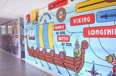 JESS3 - Projects / Mindjet - Office Murals