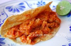 authentic mexican food recipes with pictures | Authentic Mexican Food / La cocina mexicana de Pily: Chicharrón en ...