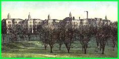 Missouri State Hospital for the Insane aka State Lunatic Asylum #2 St. Joseph, Missouri  A medical museum remains (the Glore Psychiatric Museum)