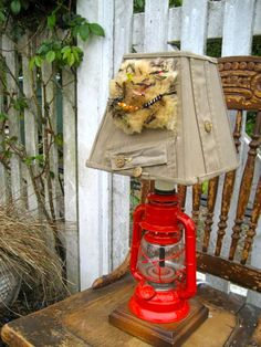 great lamp out of lantern