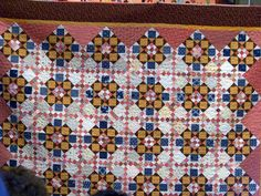Attic Window Quilt Shop: BONNIE HUNTER CAME TO OUR HOUSE TO PLAY