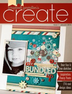 First issue. It's free, and packed with 223 pages of inspiration!