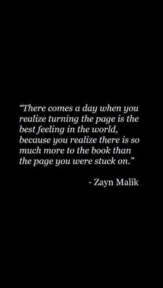 There's so much more to your book than the page you were stuck on-  :)