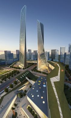 Southern Island of Creativity / Chengdu Urban Design Research Center