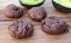 Decadent Chocolate, Chocolate Chip Cookies with Avocado (Dairy, Egg and Gluten Free)