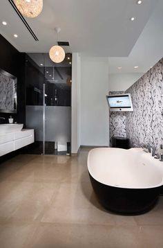 Bathroom in Israel