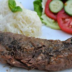 Crockpot Steak Recipe only 4 ingredients and AMAZING!