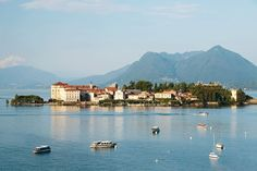 Recommended Italian Lake Hotels