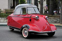 1956 Messerschmitt KR200 (via loudpop, flickr)
