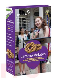 Caramel deLites Brownies- Recipe by Top Chef contestant Grayson Schmitz and demonstrated at GSNWGL's 100th Anniversary Expo at Lambeau Field in June!