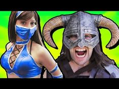 If video games were real by Smosh!