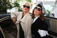 Absolutely Fabulous is coming back!!!