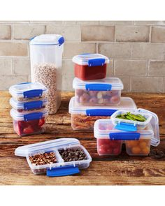 Klip It® Storage Containers