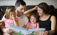 Disfruta de un libro en familia read book, en familia, disfruta de, libro en, lectura en