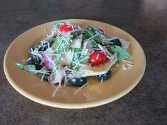 Try Julie's Cheese Tortellini Salad
