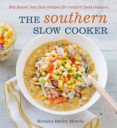Here's an idea for Mother's Day :) Why not order mom a copy of The Southern Slow Cooker cookbook? #crockpot #slowcooker #southern #recipes #shamelessplug