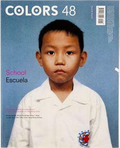 Colors Magazine - School
