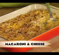 Easy and Creamy Mac and Cheese Recipes | Scrumptious Sides | Pinterest