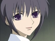 Yuki!!! I am in LOVE with Yuki and Kyo. I have.... crushes on them... :D