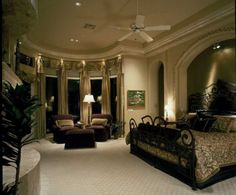 12 MUST SEE DREAM HOME Master Bedrooms [Sweet Dreams] [ SpecialtyDoors.com ] #bedroom #hardware #slidingdoor