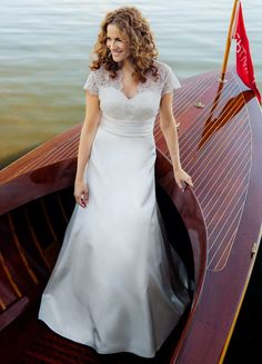 Lea-Ann Belter Bridal - Segwun Collection - Julia
