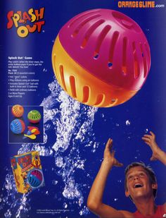 Splash Out | 30 Toys From The '90s You Might've Forgotten About