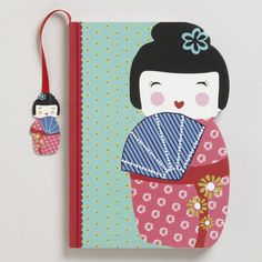 Kokeshi Journal - To make note of important things.