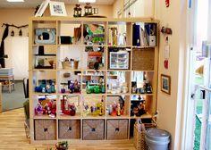 Art Shelf    Reggio Emilia Inspired Preschool Art Studio Atelier