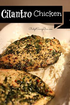 chicken breasts, chicken recipes, clean eating, olive oils, healthy dinners, healthy dinner recipes, grilled chicken, gluten free, cilantro chicken