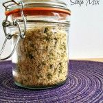 Homemade Dry Onion Soup Mix Recipe - never buy onion soup mix packets again!