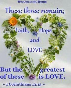 The Three remain