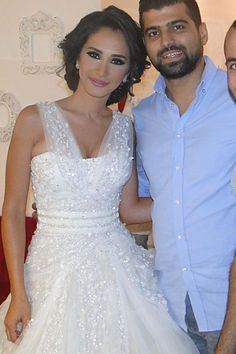 Samer khouzami- amazing makeup artist - What I wish to look like on my wedding day