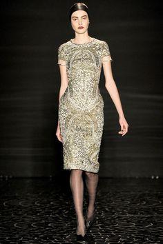 Pamella Roland #nyfw roland fall, 2013 readytowear, dress, fashion week, fall 2013, fallwint 201314, haut coutur, fall rtw, pamella roland