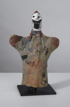 Paul Klee hand puppet