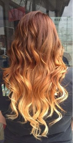 How to Chic: OMBRE HAIR - INSPIRATION