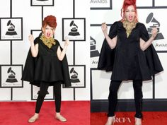 Tricia Messeroux Dresses Kids as Stars at the Grammys