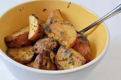 crock pot potatoes, mexican potato, food, savori experi, roasted potatoes, roast potato, recip, dijon roast, side dish
