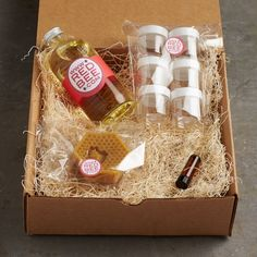 Beeswax Lip Balm Making Kit #DIY