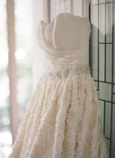 Amsale Wedding Gown // Braedon Photography