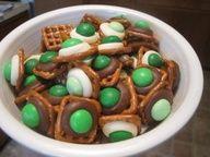 holiday, pretzel, easter, food, st patricks day, st patti, snacks, main street, treat