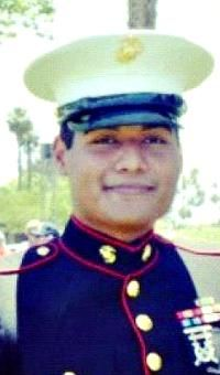 Marine Cpl. Anthony R. Servin, 22, of Moreno Valley, California. Died June 8, 2012, serving during Operation Enduring Freedom. Assigned to 2nd Battalion, 5th Marine Regiment, 1st Marine Division, I Marine Expeditionary Force, Camp Pendleton, California. Died in Helmand, Afghanistan, while conducting combat operations.