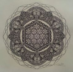 Sacred mandala