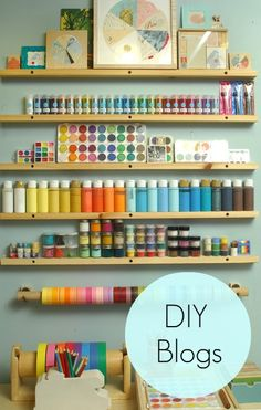 """10 Awesome DIY Blogs from """"You Are My Fave"""""""