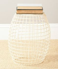 Great simple side table.