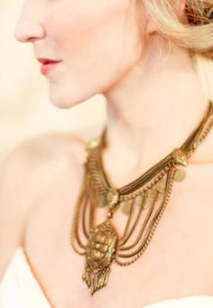 grecian necklace, statement necklaces, gold statement necklace, jewelry accessories