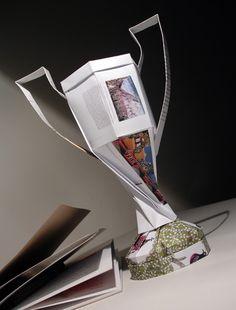 origami trophy
