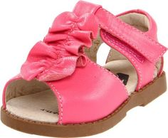 See Kai Run Merrilee Sandal (Infant/Toddler),Hot Pink,6 M US Toddler See Kai Run, http://www.amazon.com/dp/B005FDX1O4/ref=cm_sw_r_pi_dp_13T.qb1TX9X0V