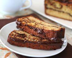 Low Carb Chocolate Orange Bread @Carolyn Ketchum